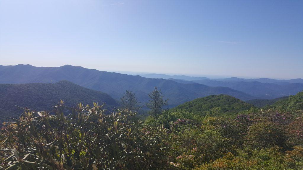 Stunning vistas.